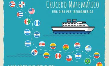 Crucero matemático a la vista, llega a puerto este próximo sábado 24 de Abril.