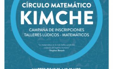 Inicio de Talleres Lúdicos-Matemáticos 2019