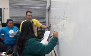 Talleres lúdicos matemáticos: la universidad abre sus puertas a la comunidad