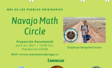 Proyección Documental 'Navajo Math Circle' (24 de Junio, 19:00hrs)